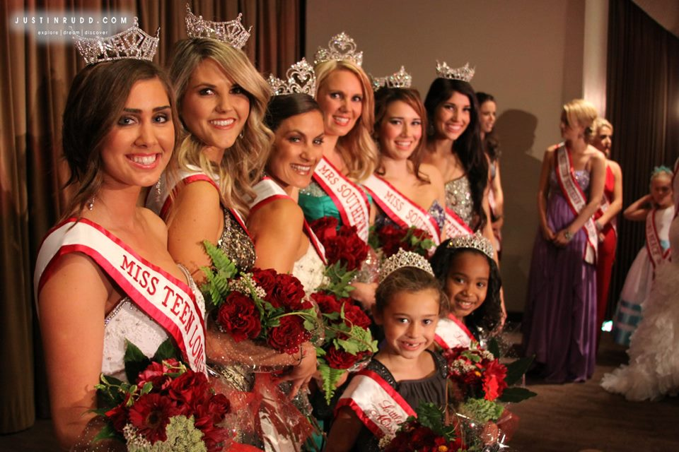 2012 titleholders Miss Long Beach & Southern California Cities